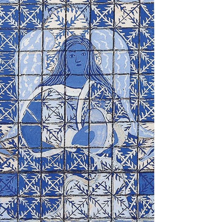 Mostra inédita com 120 obras da pintora Djanira da Mota e Silva no Museu dos Correios